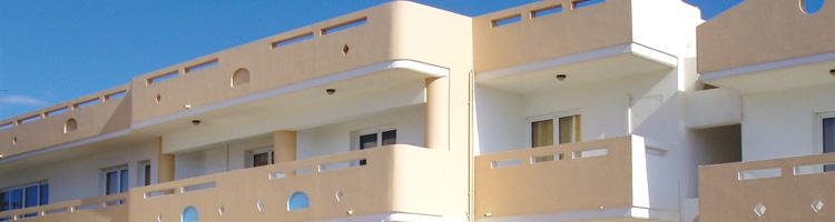 Apartamenty i aparthotele w Grecji
