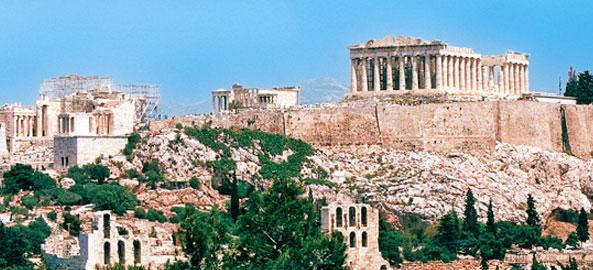 Wycieczki City breaks w Grecji
