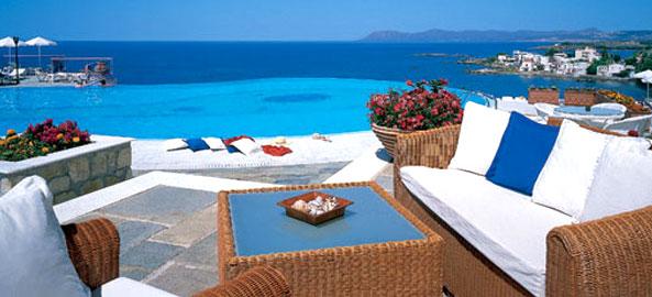 Hotele w nadmorskich kurortach w Grecji