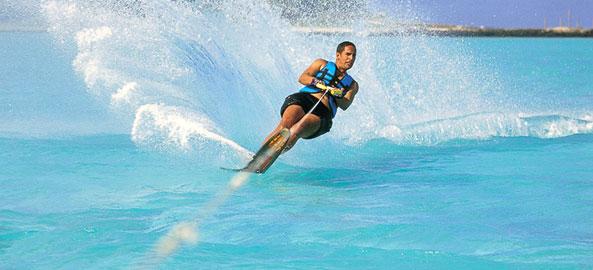 Sporty wodne w Grecji