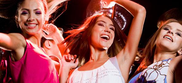 Imprezy, bary, kluby w Grecji